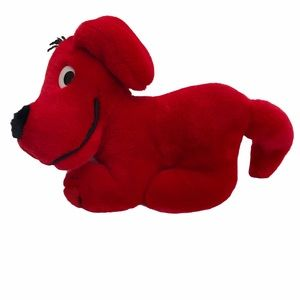 Clifford Big Red Dog Plush Stuffed 11.5""